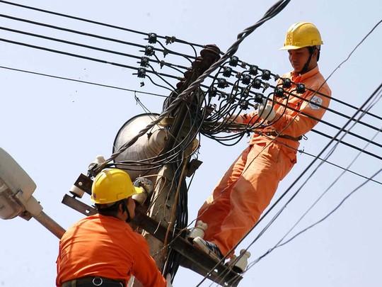 EVN đề xuất tăng giá điện 9,5%